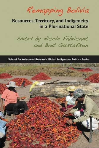 Remapping Bolivia Resources, Territory, and Indigeneity in a Plurinational State